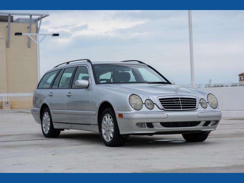 Mercedes-Benz E-Class 2002 price $6,995