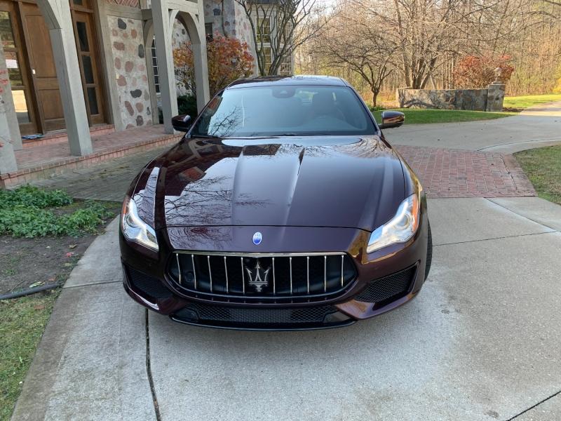 Maserati Quattroporte 2017 price $49,995