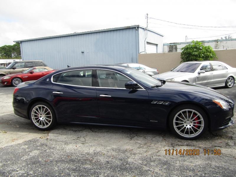 Maserati Quattroporte 2017 price $0