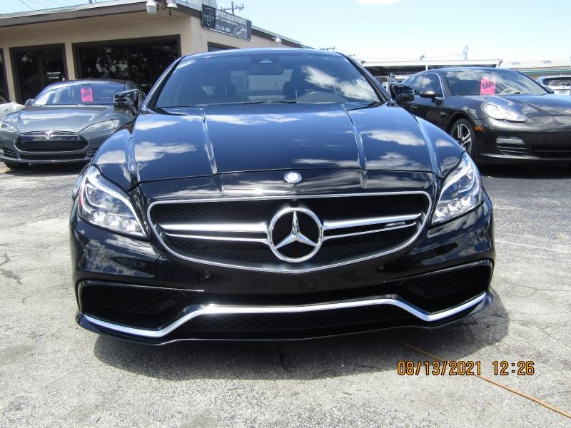 Mercedes-Benz CLS-Class 2015 price $45,675