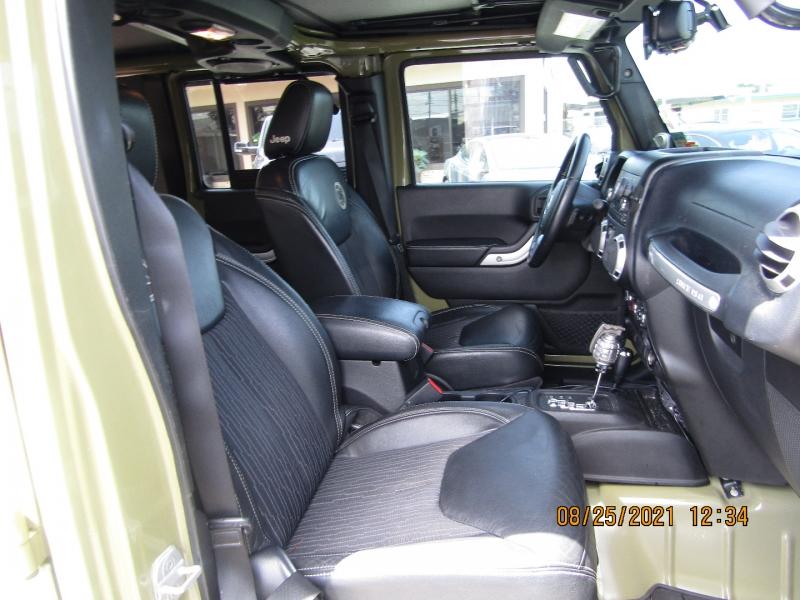 Jeep Wrangler Unlimited 2013 price $28,800