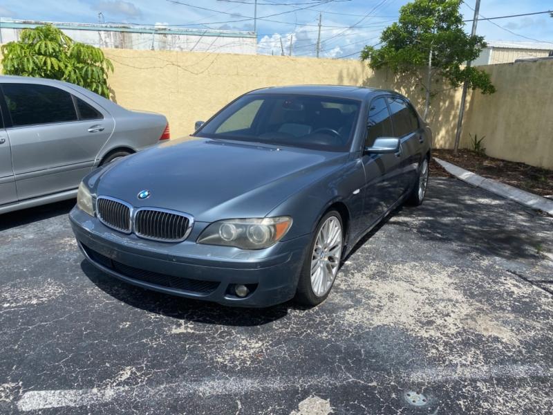 BMW 7 Series 2007 price $4,995 Cash