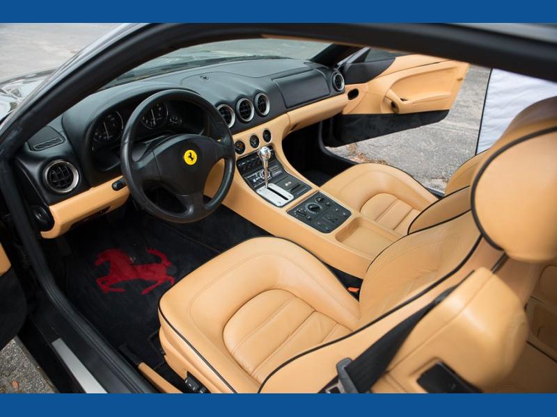 Ferrari 456MGTA 1999 price $79,995