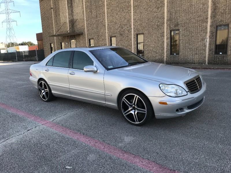 Mercedes-Benz S-Class 2004 price $9,500