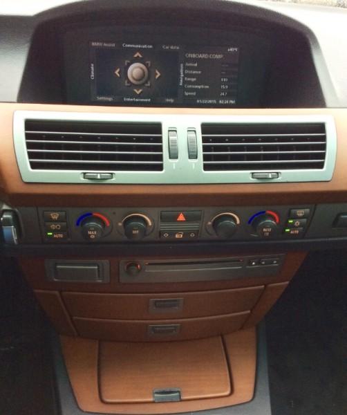 BMW 7 Series 2003 price $9,900