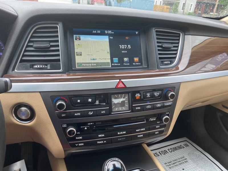 Hyundai GENESIS 2015 price $13,995