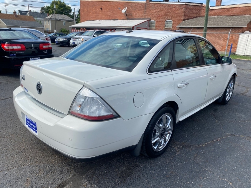 MERCURY SABLE 2009 price $4,995
