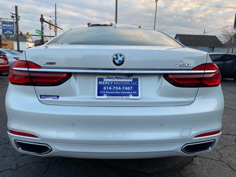BMW 750 2016 price $25,995