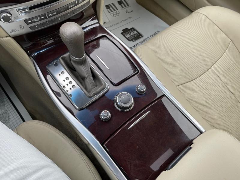 INFINITI M37 2011 price $9,995