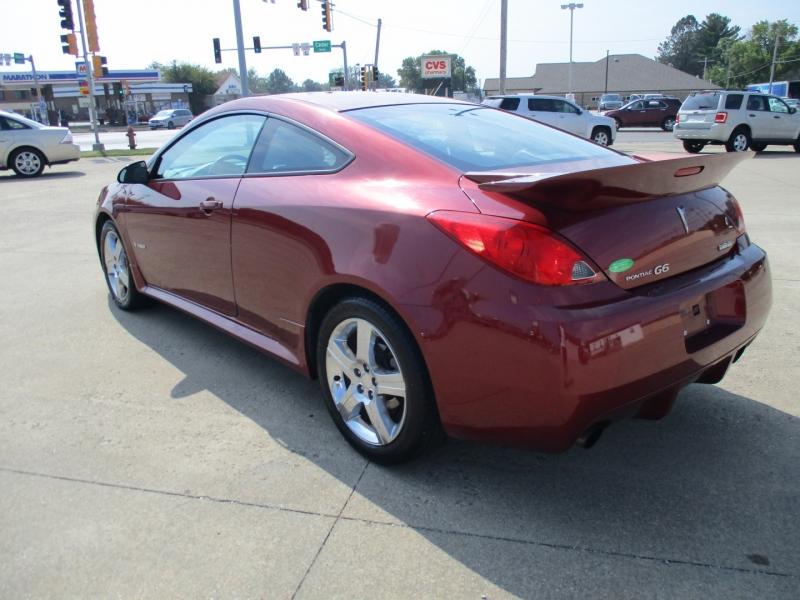 Pontiac G6 2008 price $6,295