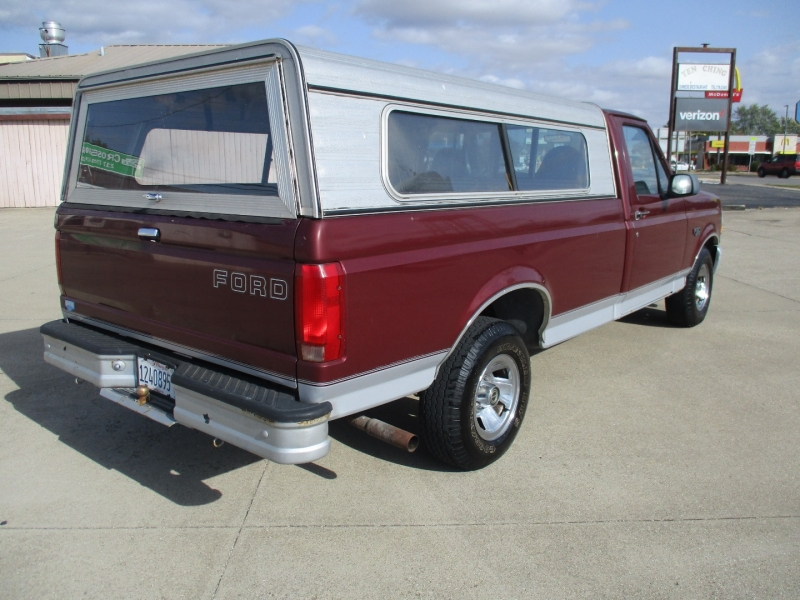 Ford F-150 1996 price $4,495