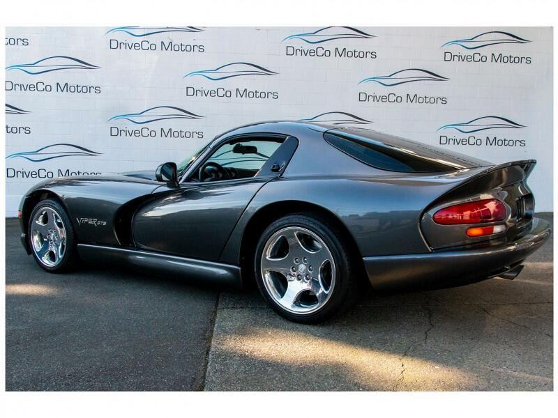 Dodge Viper 2002 price $87,500