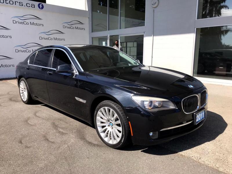 BMW 7 Series 2011 price $22,888