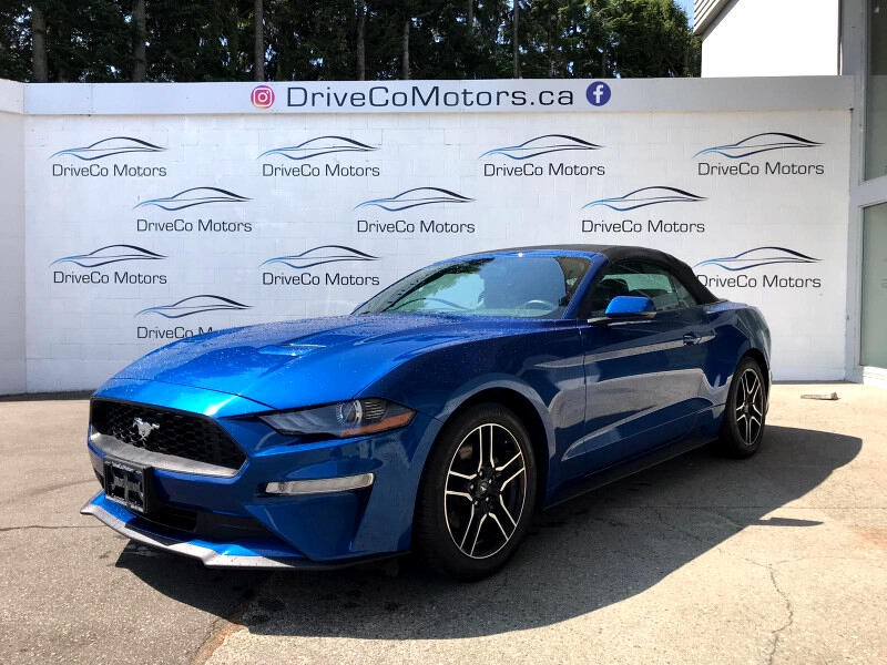 Ford Mustang 2018 price $32,888
