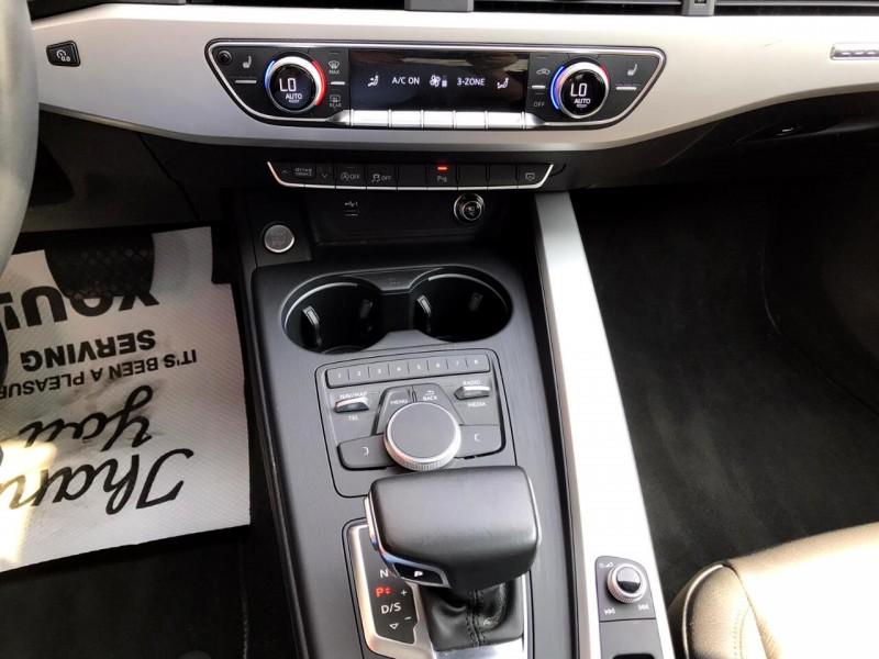 Audi A4 2019 price $35,888