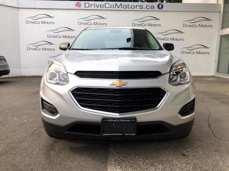 Chevrolet Equinox 2017 price $18,888