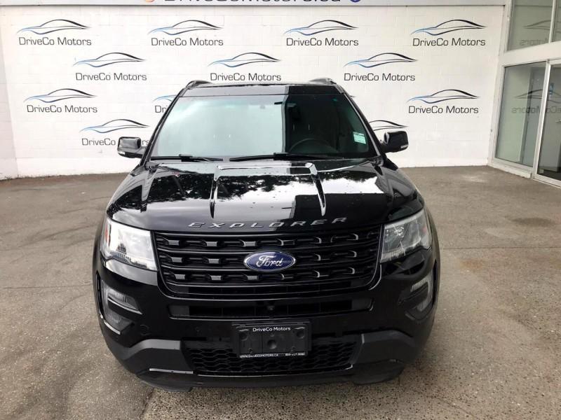 Ford Explorer 2016 price $34,888