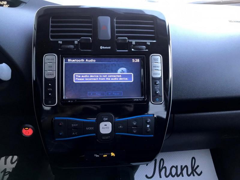 Nissan Leaf 2014 price $12,888