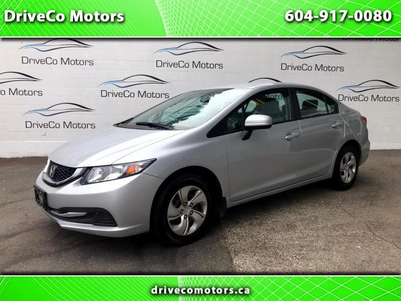 Honda Civic 2015 price $14,888