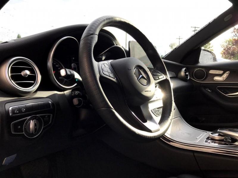Mercedes-Benz C-Class 2018 price $37,888