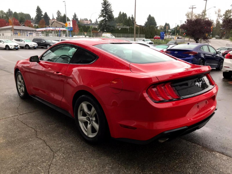 Ford Mustang 2018 price $25,888