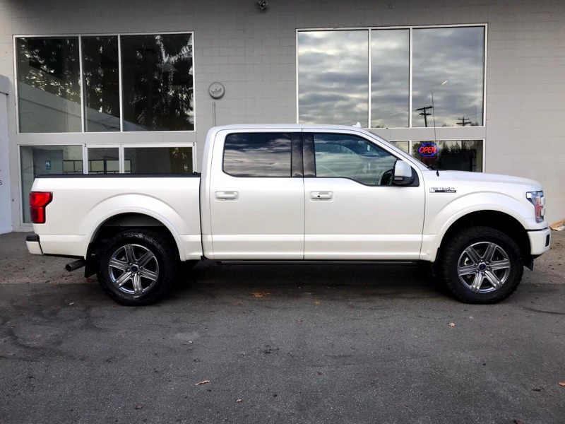 Ford F-150 2018 price $49,888