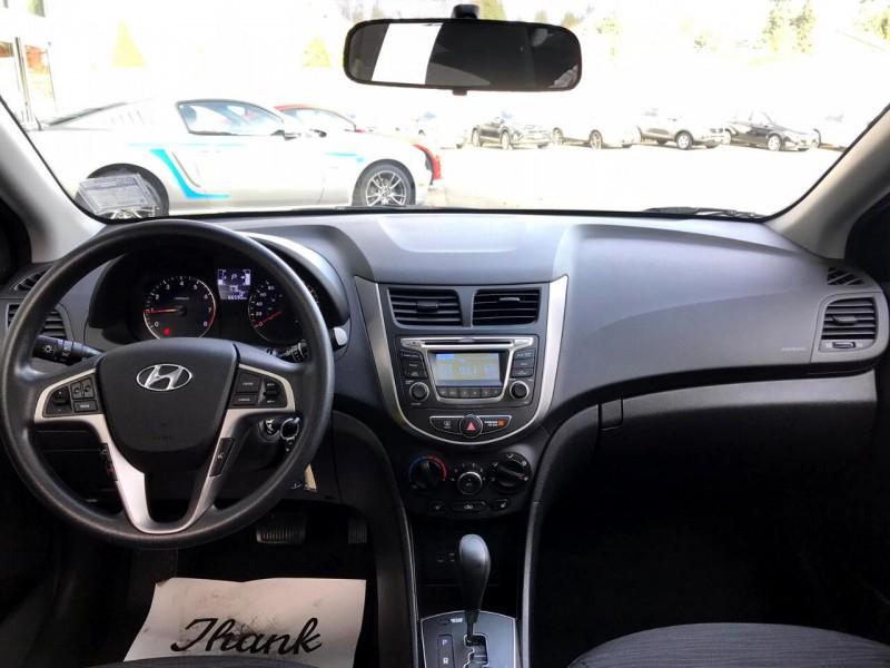 Hyundai Accent 2015 price $9,888