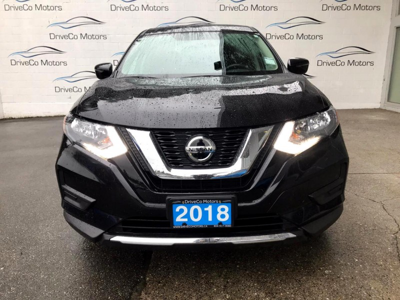 Nissan Rogue 2018 price $22,388
