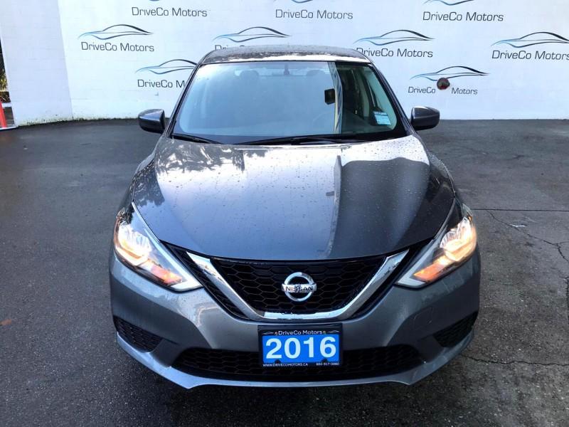 Nissan Sentra 2016 price $9,888