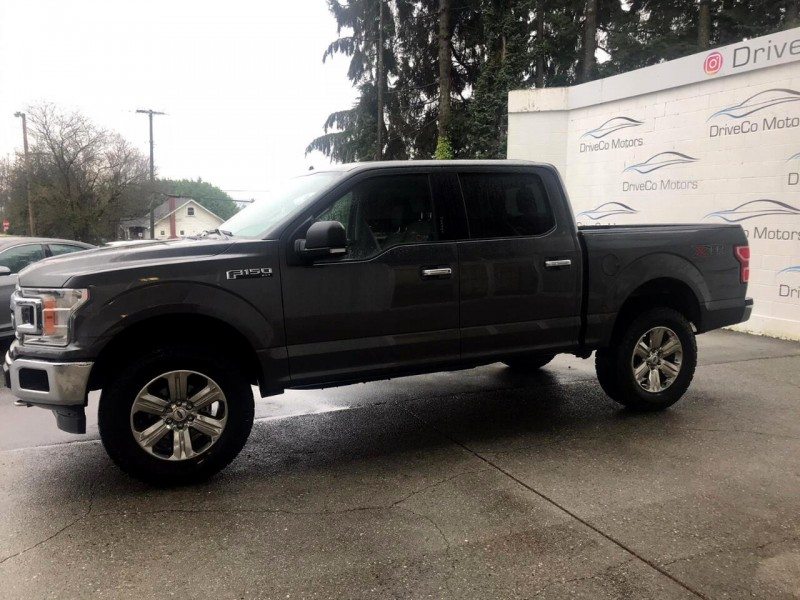 Ford F-150 2018 price $33,888