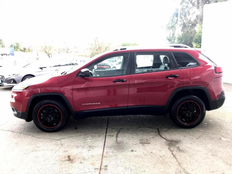 Jeep Cherokee 2016 price $17,888