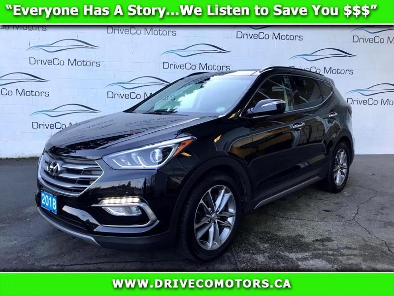 Hyundai Santa Fe 2018 price $30,888