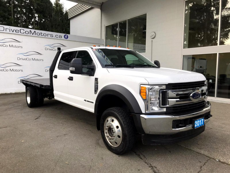 Ford F-550 2017 price $59,888