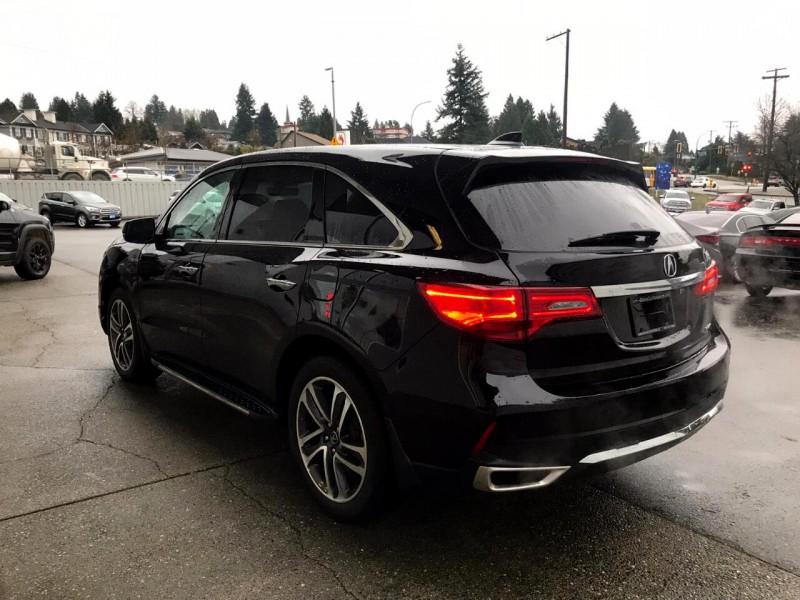 Acura MDX 2018 price $37,888