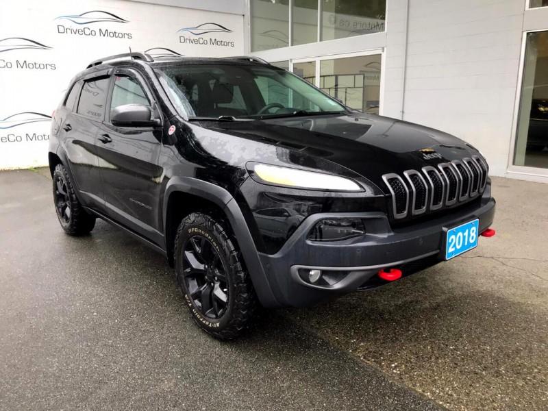Jeep Cherokee 2018 price $34,888