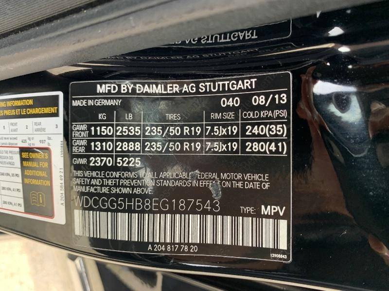 Mercedes-Benz GLK-Class 2014 price $17,481