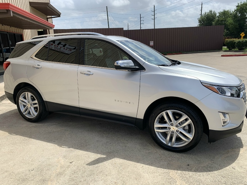 Chevrolet Equinox 2019 price $20,881
