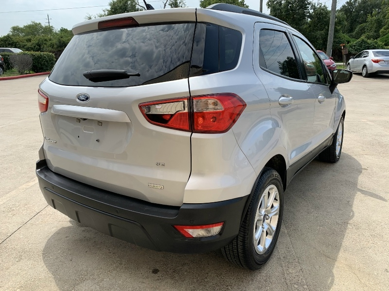 Ford EcoSport 2019 price $14,981