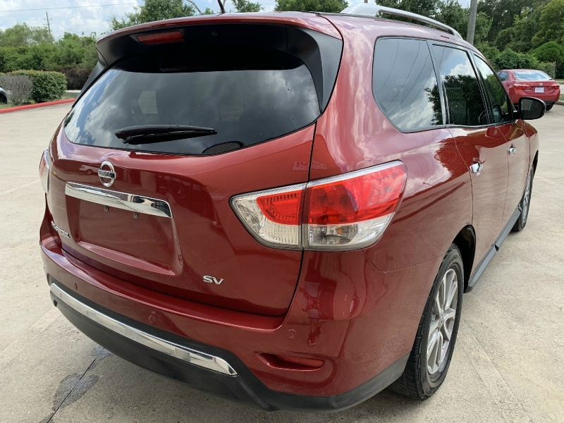 Nissan Pathfinder 2015 price $13,981