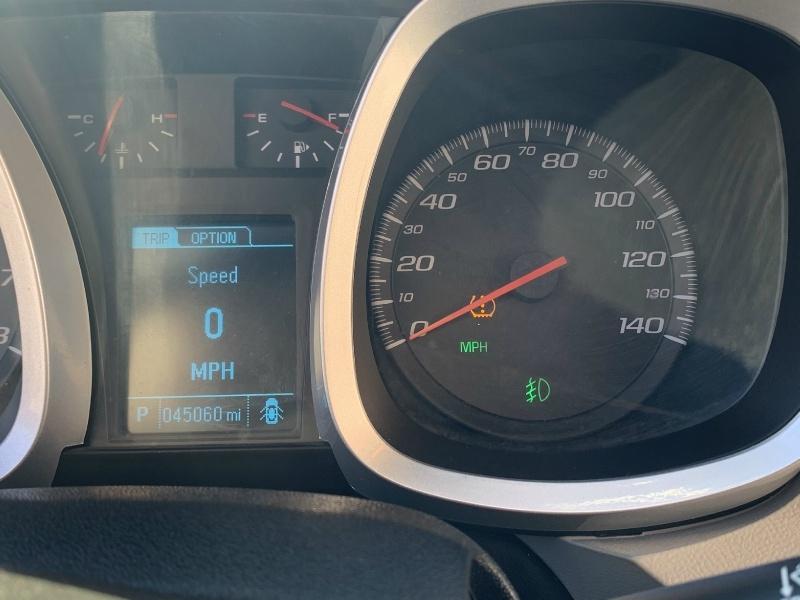 Chevrolet Equinox 2016 price $14,581