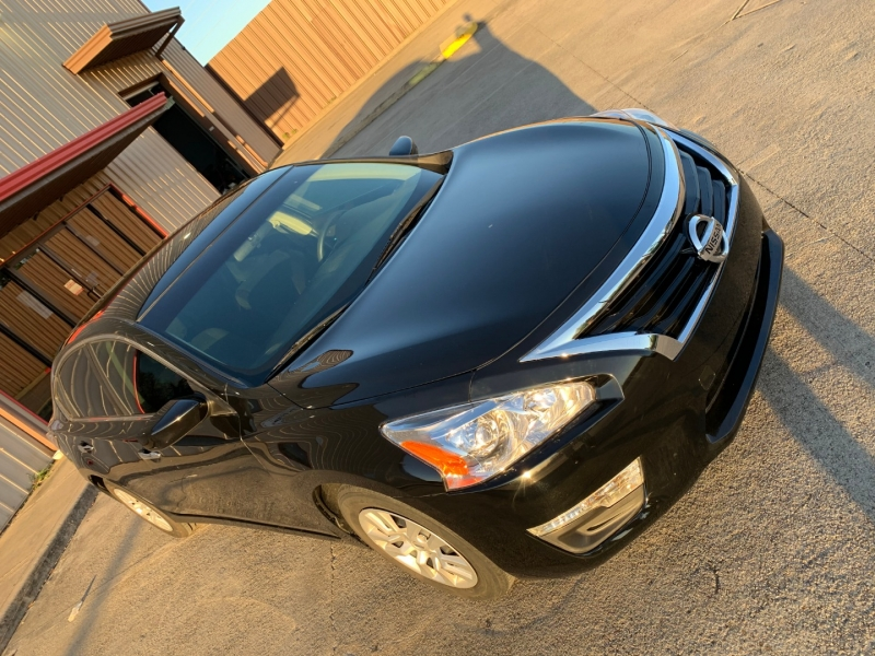 Nissan Altima 2014 price $9,199