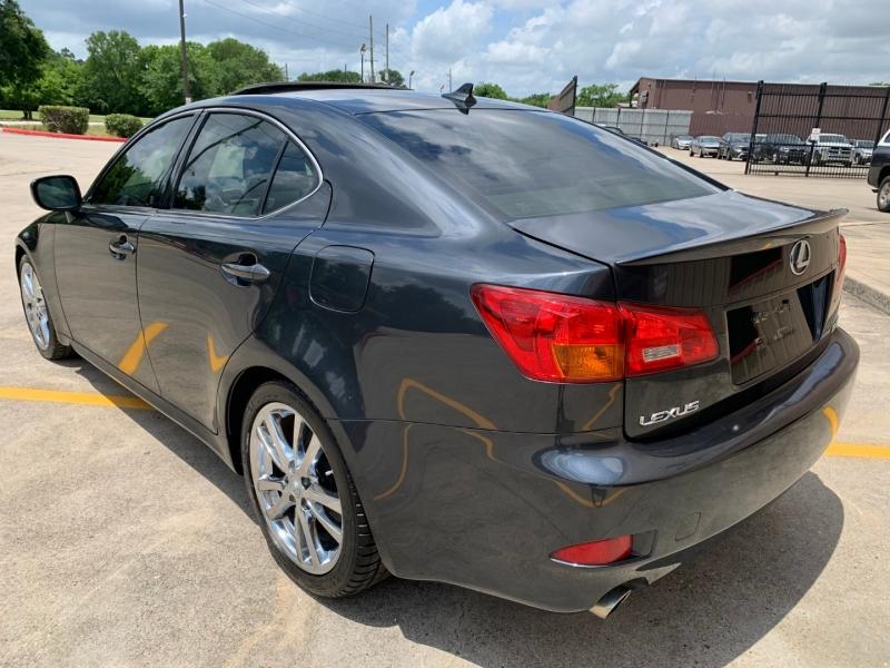 Lexus IS 250 2007 price $10,522