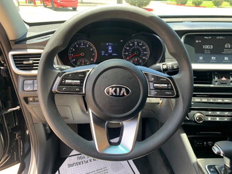 Kia Optima 2019 price $18,451