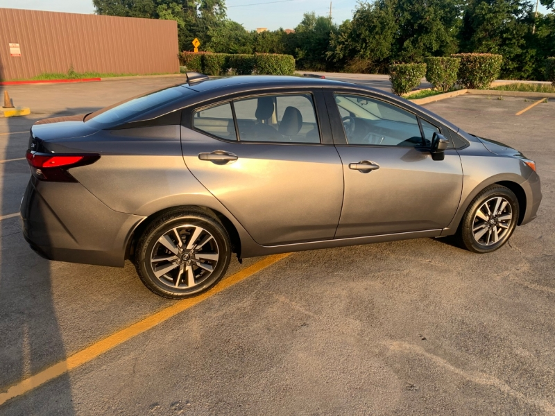 Nissan Versa 2021 price $18,981