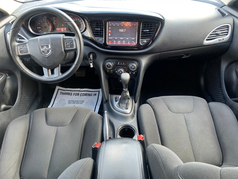Dodge Dart 2013 price $8,981