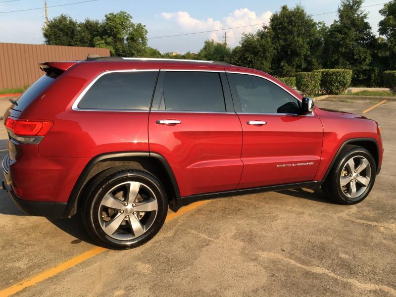 Jeep Grand Cherokee 2015 price $19,981