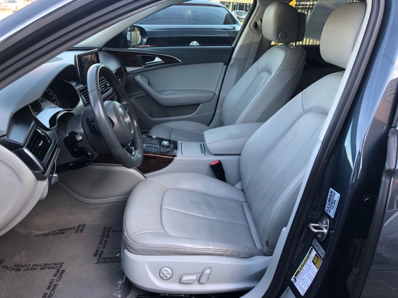 AUDI A6 2015 price $18,990
