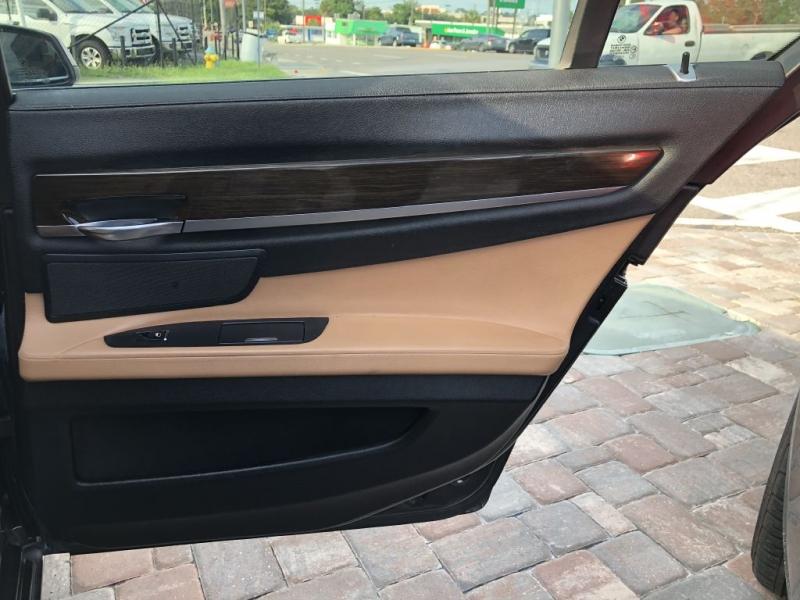 BMW 740 2011 price $13,990