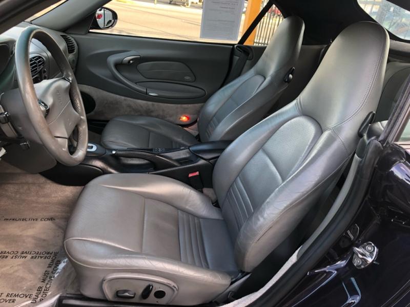 PORSCHE 911 2001 price $19,990