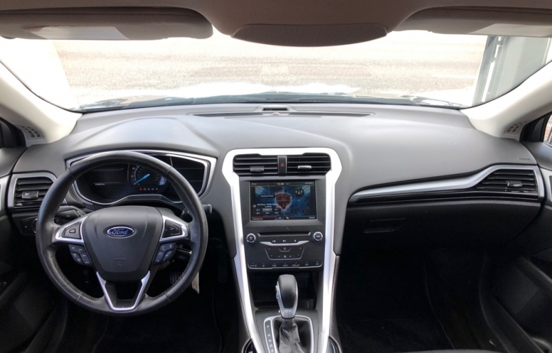 FORD FUSION 2015 price $9,880